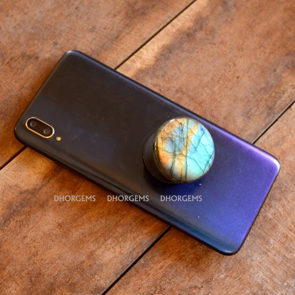 Labradorite Pop Socket